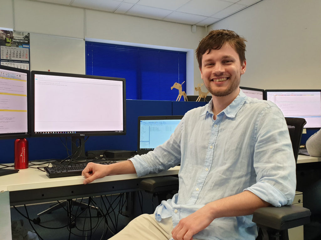 Willem Yrz Software engineer